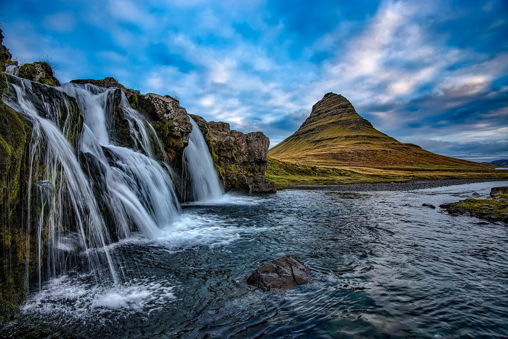 Snæfellsnes, Island